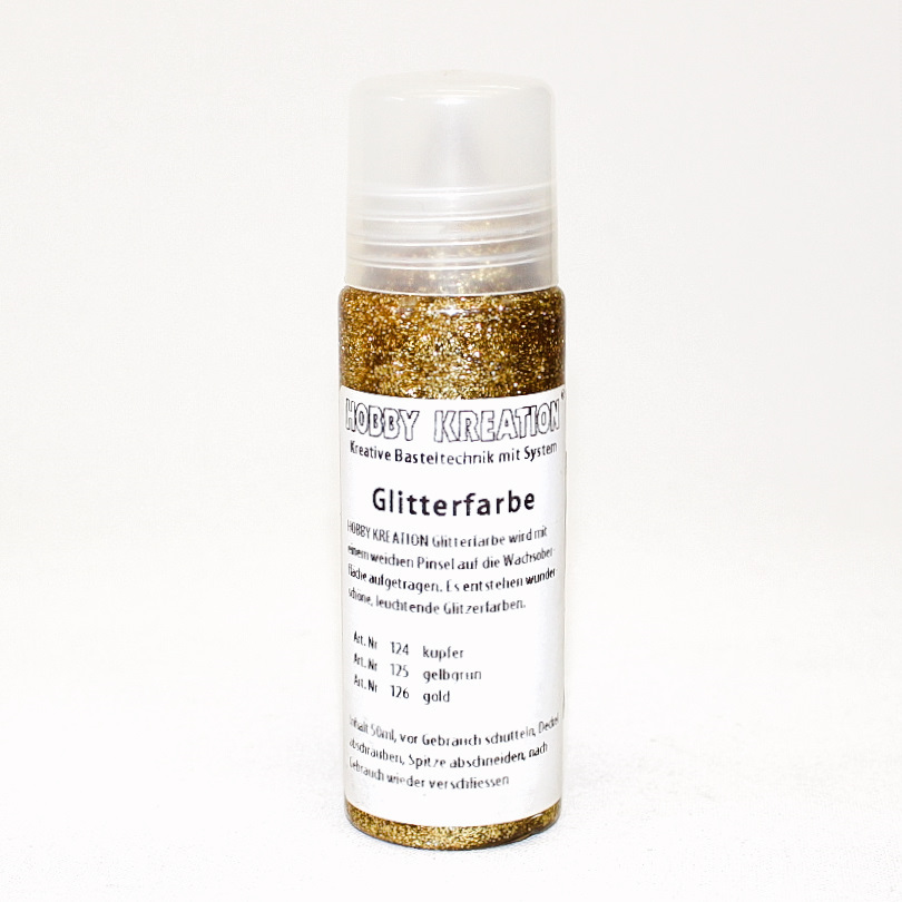 Glitterfarbe 50ml-250 ml-image